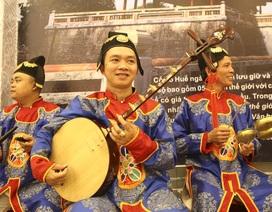 Chiêm ngưỡng nhiều di sản độc đáo trong Không gian Văn hoá Việt Nam