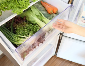 Mẹo chọn tủ lạnh giúp đẩy nhanh tốc độ nấu ăn cho gia đình