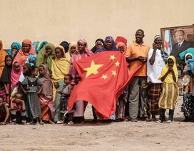 """""""Cơn khát"""" viện trợ Trung Quốc tại lục địa đen"""