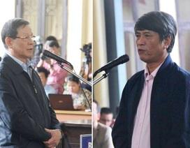 Nói lời sau cùng, 2 cựu tướng công an gửi lời xin lỗi Đảng và nhân dân
