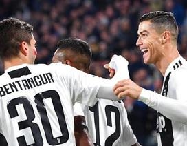 Juventus 2-0 SPAL: C.Ronaldo vượt lên dẫn đầu Vua phá lưới