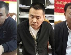 Giam giữ con bạc nợ tiền, 3 nghi phạm người Trung Quốc bị bắt
