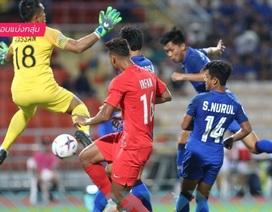 Thái Lan 3-0 Singapore: Người Thái giành ngôi đầu bảng
