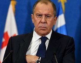 """Nga nói Mỹ coi IS như """"đồng minh"""" nhằm lật đổ chính quyền Syria"""