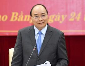 """Thủ tướng: Quyết tâm """"làm cho được"""" tuyến cao tốc nối Cao Bằng - Lạng Sơn"""