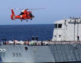 """Canada tăng """"tuần tra hiện diện"""" ở Biển Đông"""