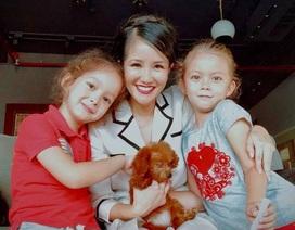 Diva Hồng Nhung mượn nhạc Trịnh nhắn nhủ đến hai con sau ly hôn