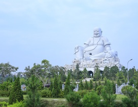 Tượng Phật Di Lặc lớn nhất miền Bắc sắp khánh thành tại Phú Thọ
