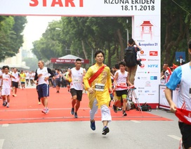 Kizuna Ekiden 2018 - Chạy vì an toàn giao thông