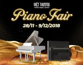 Piano Fair: Ngày hội cho những người yêu thích piano