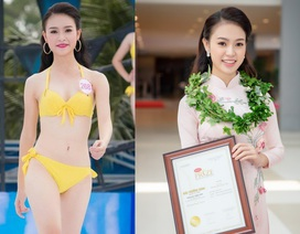 """""""Cô gái vàng"""" Hoa hậu Việt Nam sở hữu thành tích học tập """"khủng"""""""