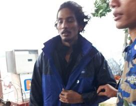 Thuyền viên Ấn Độ bị thương trên biển được điều trị tại Quảng Ngãi