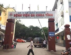 """Hệ thống xử lý chất thải của Bệnh viện đa khoa tỉnh Bắc Giang """"tra tấn"""" người dân đến bao giờ?"""