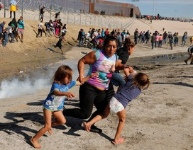 Mỹ điều thêm quân đội ngăn dòng người di cư tràn qua biên giới với Mexico