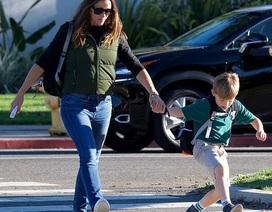 Dù đã có tình yêu mới, Jennifer Garner vẫn đón Lễ tạ ơn bên chồng cũ