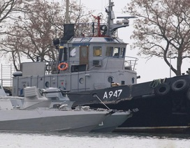 Nga sẽ xét xử 24 thủy thủ tàu Ukraine xâm phạm lãnh hải
