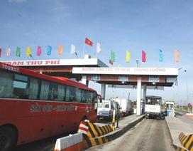 Lạ chuyện thu phí cao tốc TP.HCM - Trung Lương: Lấy quỹ bảo trì đường bộ theo kiện?