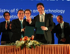Bộ Khoa học và Công nghệ thiết lập Trung tâm đổi mới sáng tạo về Internet Vạn Vật