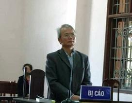 Y án 5 năm tù với nguyên Phó Viện trưởng Viện KSND tỉnh Thái Nguyên