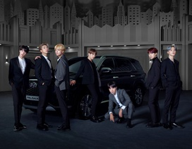 Hyundai Palisade lấp ló lần cuối trước khi chính thức ra mắt