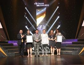 Thế Giới Di Động giành chiến thắng cao nhất tại giải thưởng Vietnam HR Awards 2018