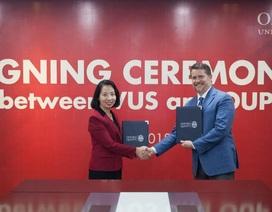 VUS tiếp tục ký kết hợp tác với Oxford University Press