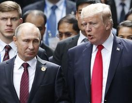 Tổng thống Trump có thể hủy gặp ông Putin vì căng thẳng Nga - Ukraine