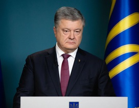 """Tổng thống Ukraine: """"Nga sẽ trả giá đắt nếu tấn công chúng tôi"""""""