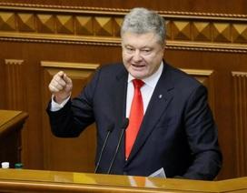"""Tổng thống Ukraine cảnh báo nguy cơ """"chiến tranh toàn diện"""" với Nga"""