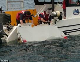 Thân nhân hành khách MH370 tìm thấy mảnh vỡ nghi của máy bay mất tích