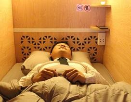 Độc đáo dịch vụ ngủ trưa cho dân văn phòng giữa Sài Gòn
