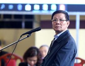 Tuyên phạt cựu Trung tướng Phan Văn Vĩnh 9 năm tù