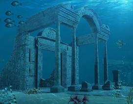 Tàn tích của thành phố huyền thoại Atlantis đã được tìm thấy?