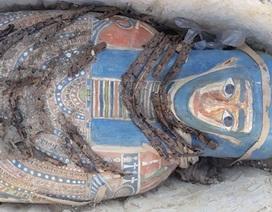 Phát hiện nhiều xác ướp cực hiếm còn nguyên vẹn ở Ai Cập