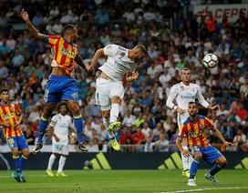 """Real Madrid kiếm tìm 3 điểm trước """"kẻ khốn khổ"""" Valencia"""