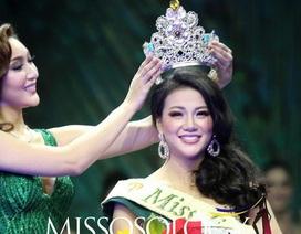 Phương Khánh xuất sắc đăng quang Hoa hậu Trái đất 2018
