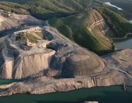 """Hơn 30ha đất rừng, đất nằm trong ranh giới quản lý tài nguyên bị """"băm nát"""" như thế nào?"""