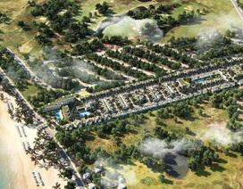 Dự án Goldsand Hill Villa Mũi Né chính thức khởi công