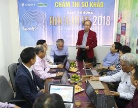 Bắt đầu chấm sơ khảo Giải thưởng Nhân tài Đất Việt 2018 trong lĩnh vực CNTT