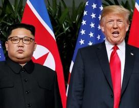 Triều Tiên dọa tiếp tục phát triển hạt nhân nếu Mỹ không bỏ trừng phạt