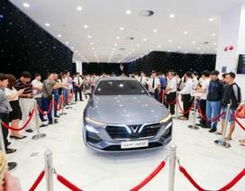 Cần Thơ, Nha Trang, Đà Nẵng, Hà Tĩnh sắp đón xe VinFast
