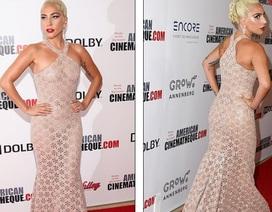 Lady Gaga thanh lịch tới bất ngờ