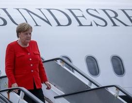 Chuyên cơ chở Thủ tướng Đức Merkel gặp sự cố trên đường tới hội nghị G20