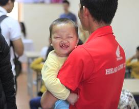 GM Việt Nam tài trợ phẫu thuật miễn phí cho trẻ em hở hàm ếch