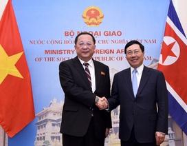 Việt Nam ủng hộ hòa bình, ổn định và hợp tác trên Bán đảo Triều Tiên