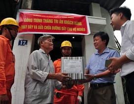 Tiếp tục tri ân khách hàng sử dụng trên địa bàn Thủ đô