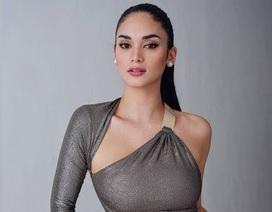 Hoa hậu Hoàn vũ 2015 tiếp lửa cho Philippines trước trận gặp Việt Nam