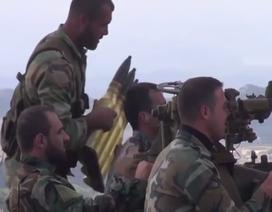 """Syria dội """"mưa"""" tên lửa vào hang ổ khủng bố ở Idlib"""