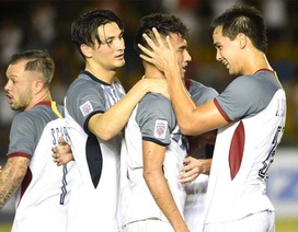Con số đáng buồn về đội tuyển Philippines ở bán kết AFF Cup