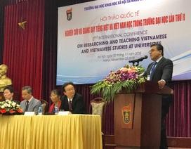 """Đại sứ Palestine: """"Tiếng Việt là ngôn ngữ quá tuyệt vời"""""""